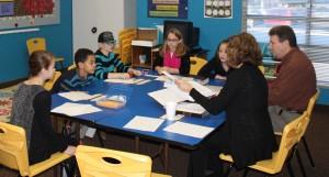 Kids in Bible Class