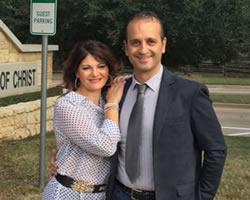 Franco and AnnaMaria Verardi